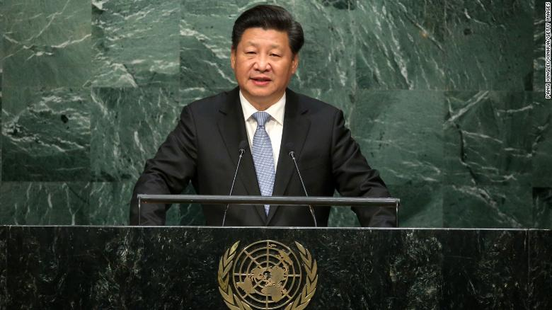 China celebrates 50 years of being in the UN — and it's determined to keep Taiwan out