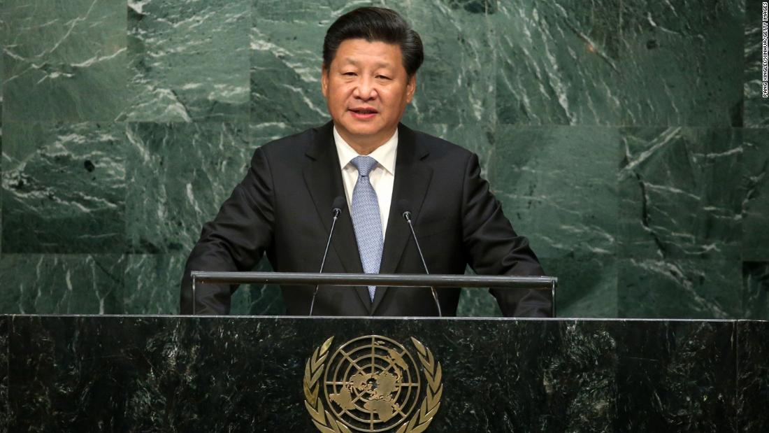 China celebrates 50 years of being in the UN -- and it's determined to keep Taiwan out