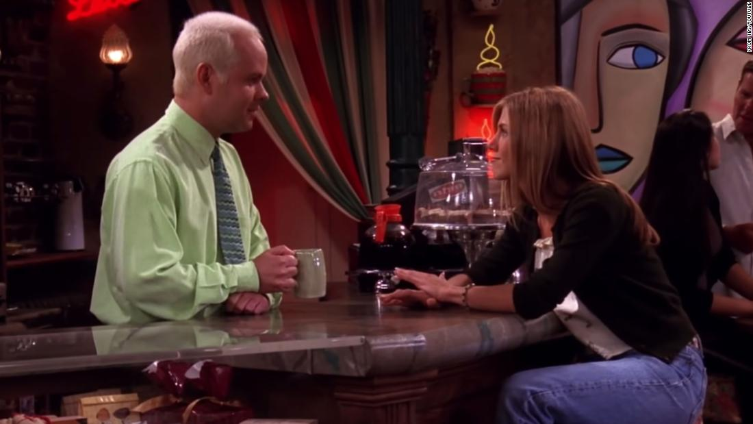 Jennifer Aniston leads tributes to 'Friends' actor James Michael Tyler following his death
