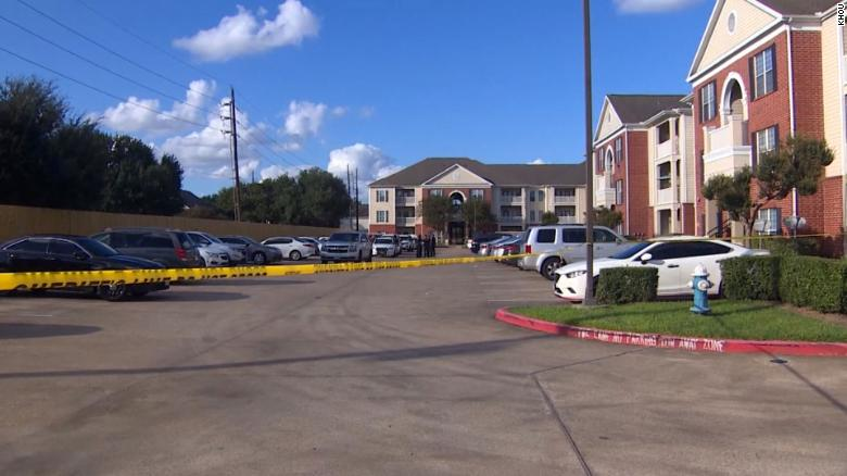3 children found abandoned in an apartment with another child's remains in Texas, sheriff says