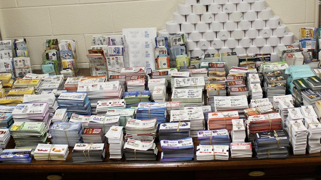 Extreme couponers sent to prison in $31.8 million fraud scheme