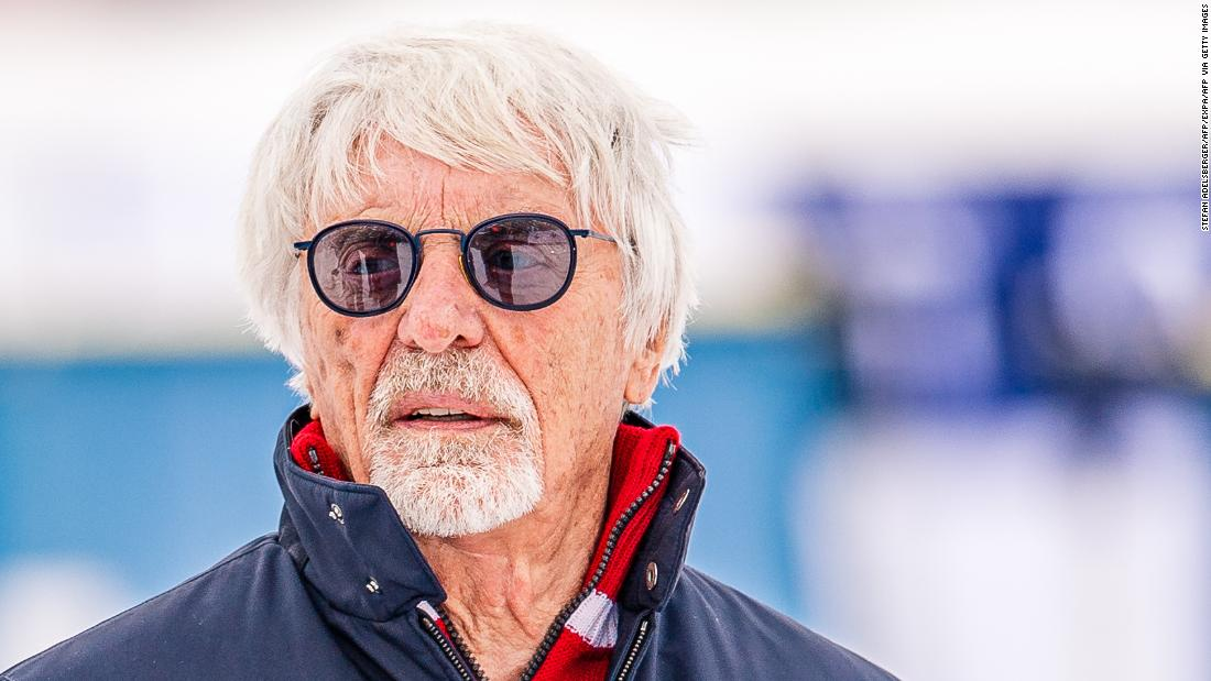 Bernie Ecclestone offered ski role, agrees with Verstappen on Netflix
