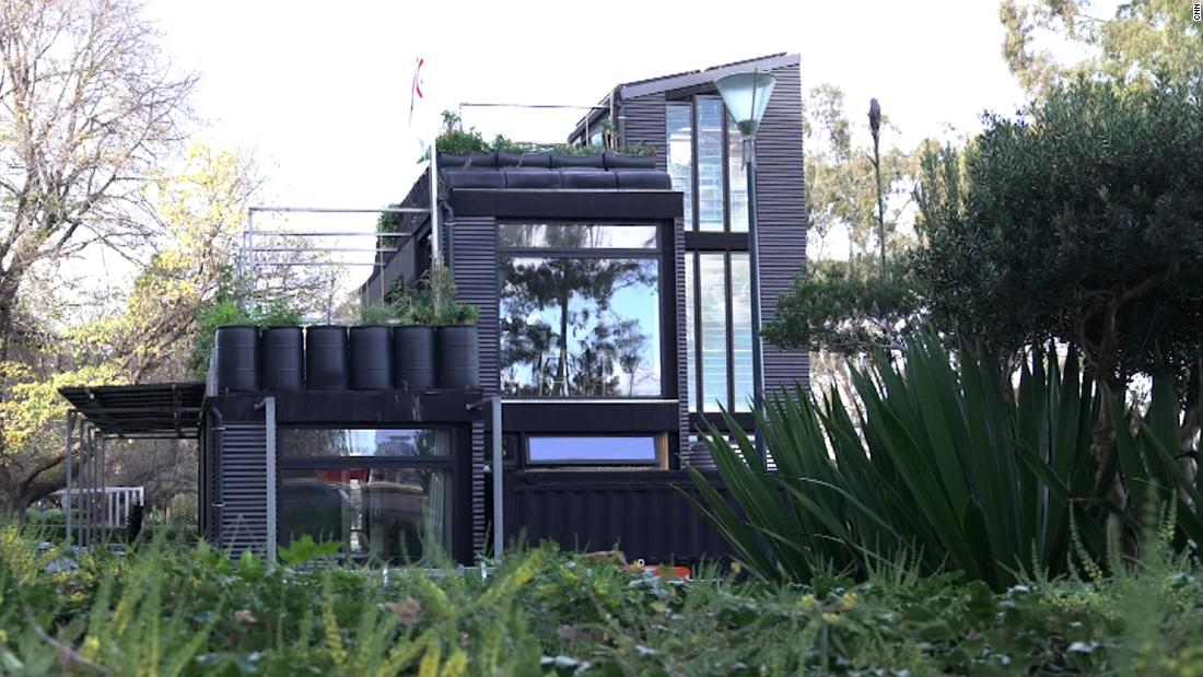 The zero-waste 'Greenhouse' is providing a blueprint for future homes