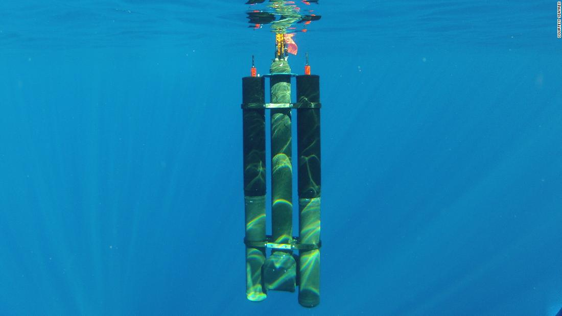 Electric robots are mapping the seafloor, Earth's last frontier