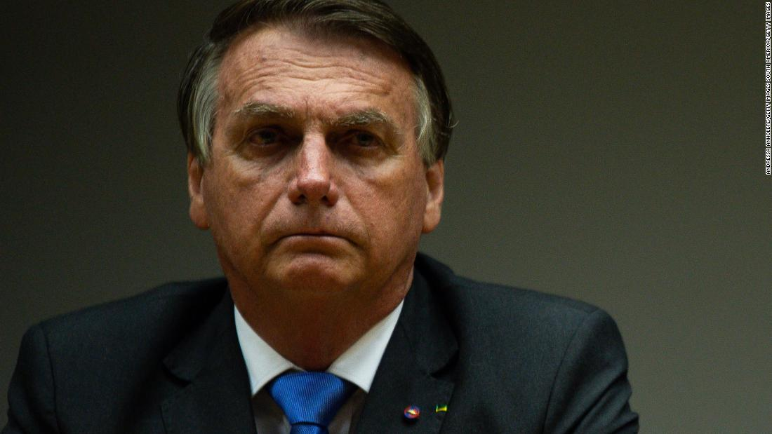 Brazilian commission votes in favor of recommending criminal charges against Bolsonaro