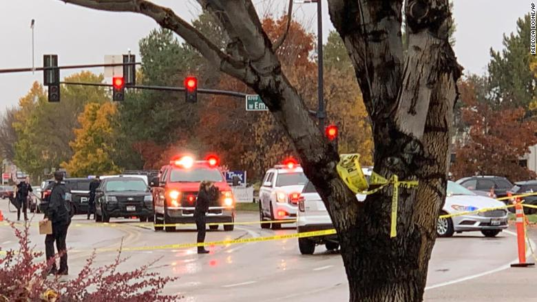 Police say there are multiple reports of injuries after reports of shots fired at mall in Boise