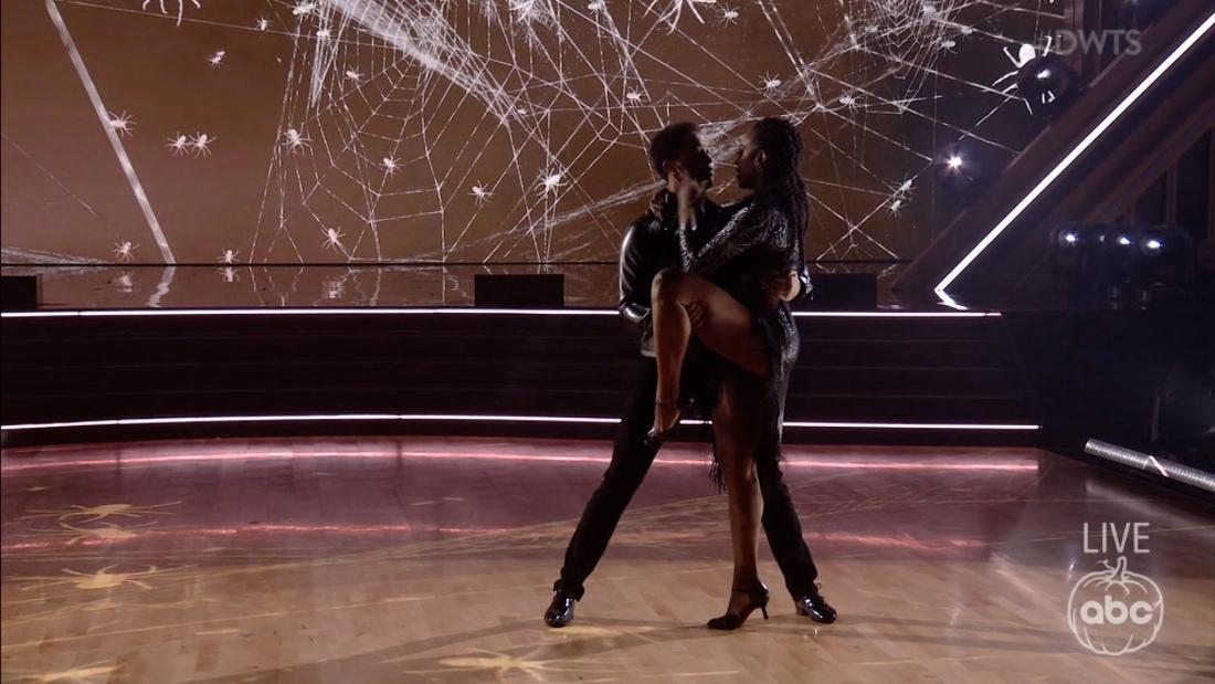 See who got eliminated on 'Dancing with the Stars' Horror night