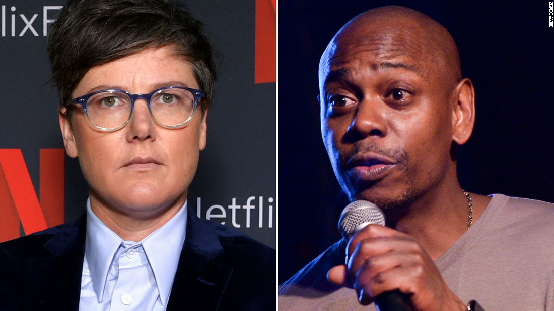 Hannah Gadsby fans are not happy with Dave Chappelle for saying she's not funny - CNN : While addressing criticism about his latest standup special, Dave Chappelle apparently stirred up some more controversy.  | Tranquility 國際社群