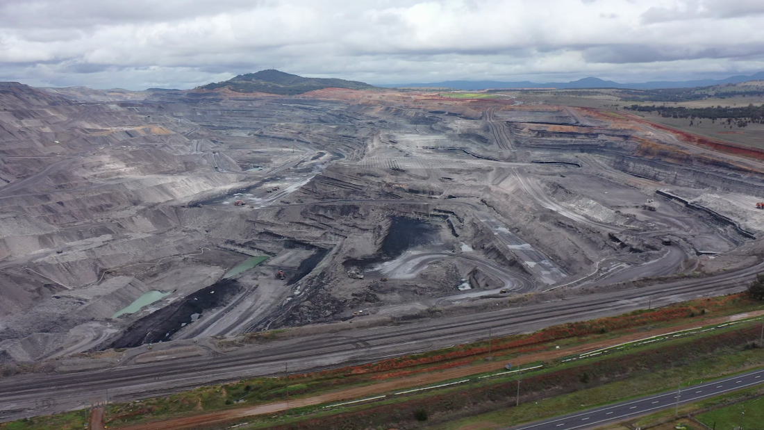These gigantic mines may explain how challenging it is to end use of coal