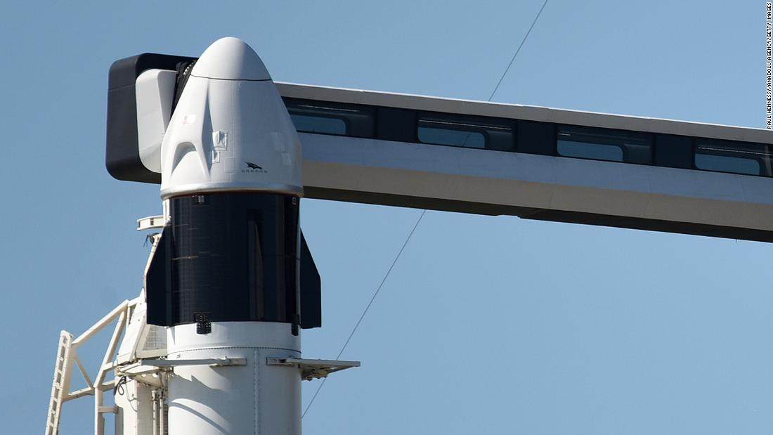 SpaceX fixes Crew Dragon toilet after Inspiration4 mishap