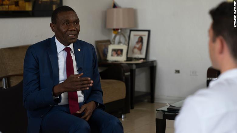 Exclusive: Haiti's Senate leader calls on Prime Minister to resign