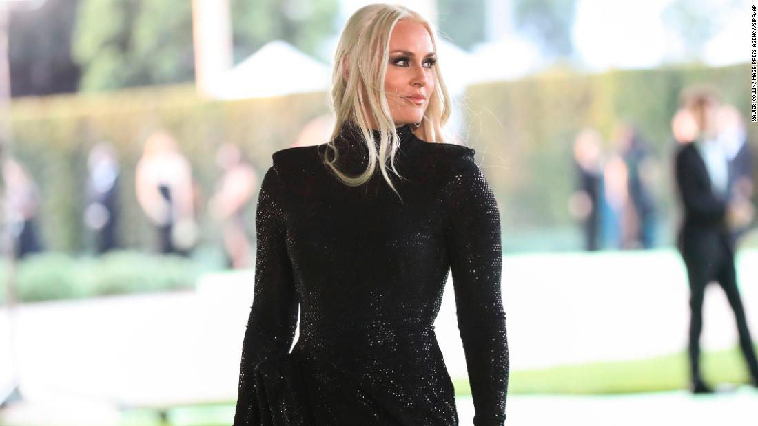 100 days to the Winter Olympics: Lindsey Vonn on mental health, retirement and fashion