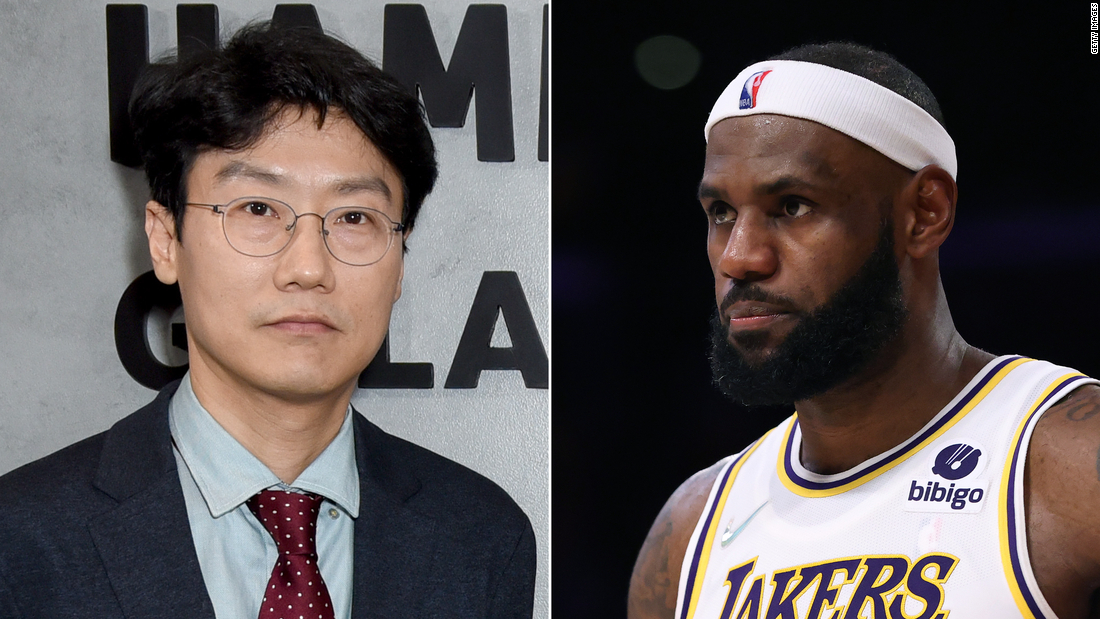 'Squid Game' creator responds to LeBron James disliking the show's end