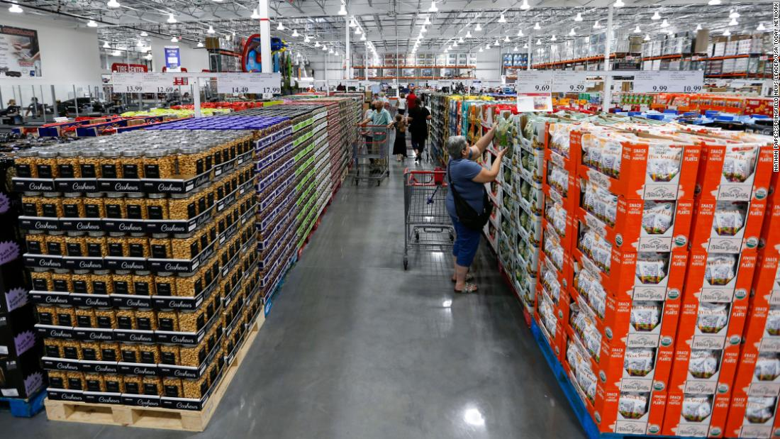 Costco ups its minimum wage to $17 an hour