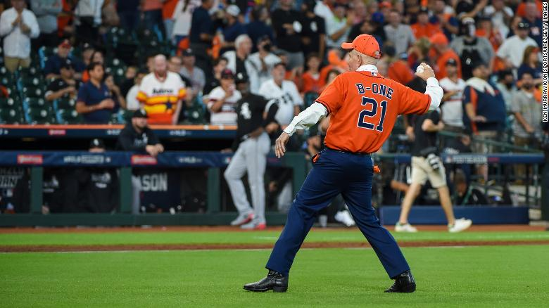 Houston's 'Mattress Mack' bet big on the Astros and could win almost $39 million if they take World Series