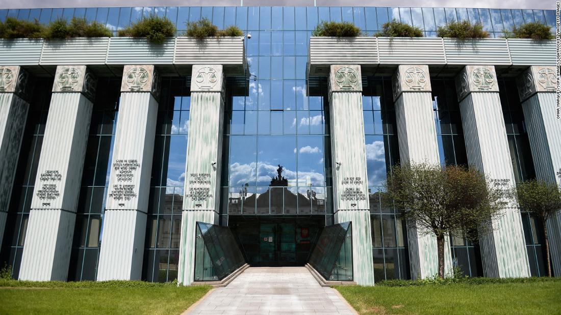 EU's top court fines Poland 1 million euros per day over judiciary spat