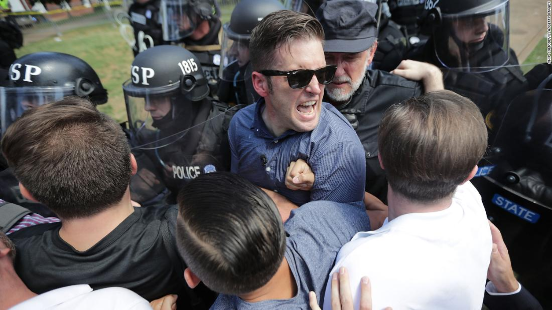 Jury selected in civil trial against organizers of 'Unite the Right' rally