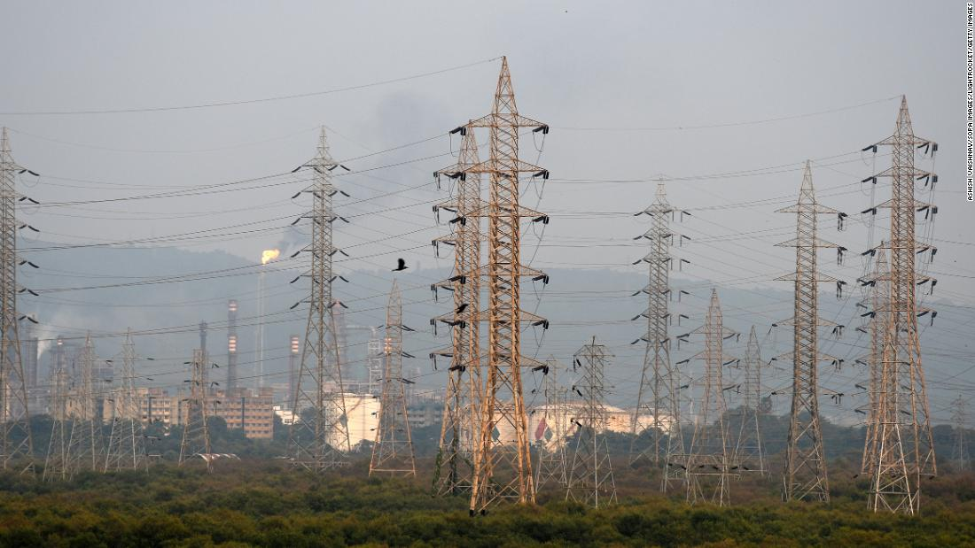 India, the world's third-biggest emitter of greenhouse gases, rejects net zero emissions target
